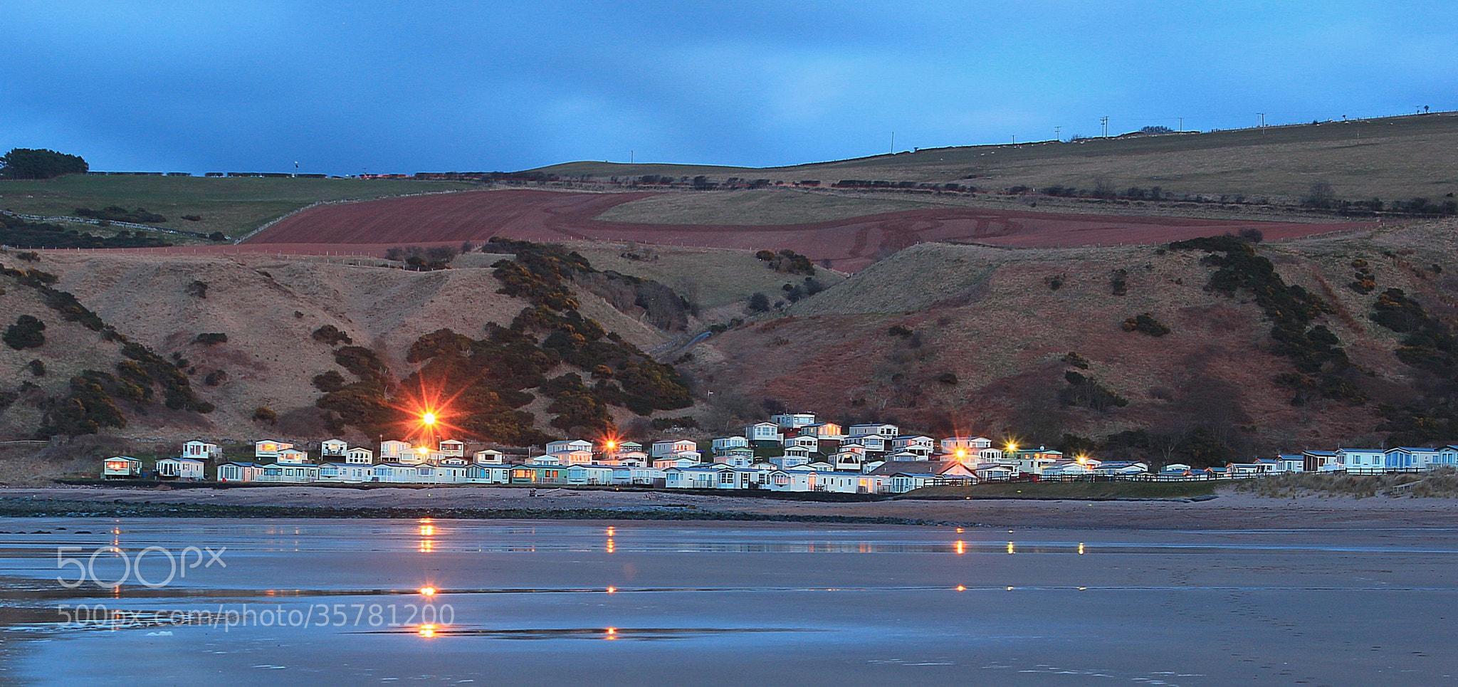 Photograph Pease bay twilight by David Nichol on 500px