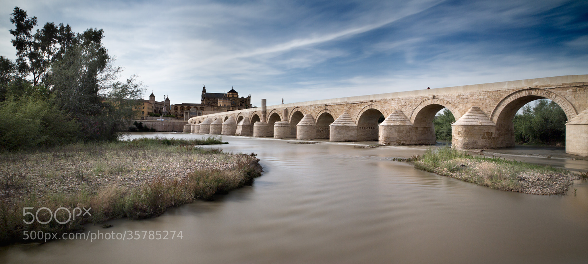 Photograph Roman Bridge by José Antonio Sánchez on 500px