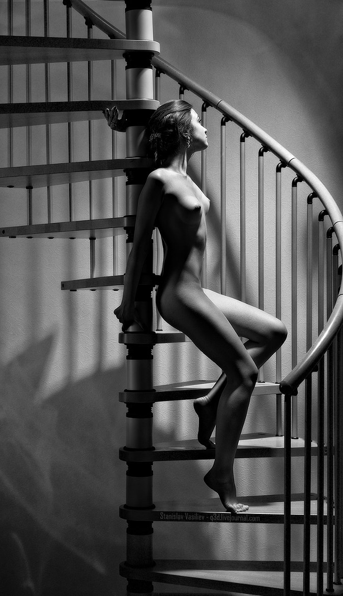 Photograph Stairs by Stanislav Vasiliev on 500px