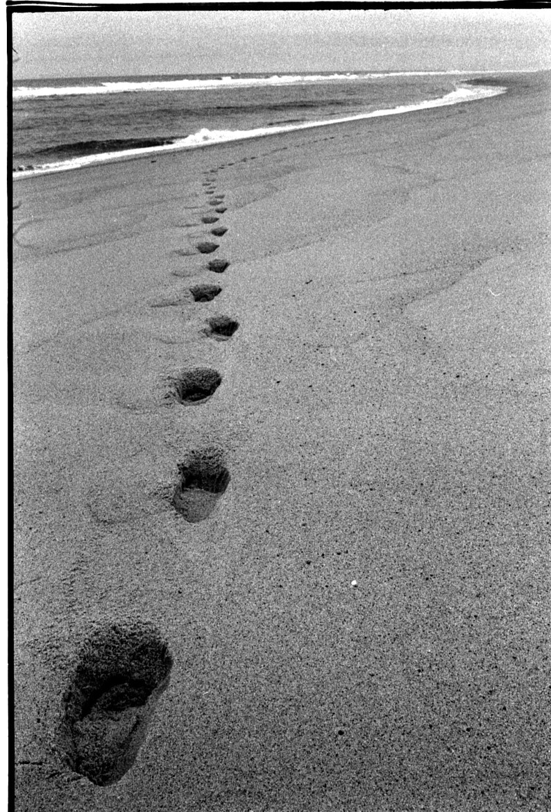 Photograph Footprints by vytautas ambrazas on 500px