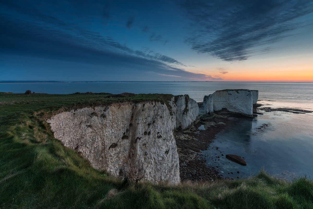 Photograph Old Harry by Mirek Galagus on 500px
