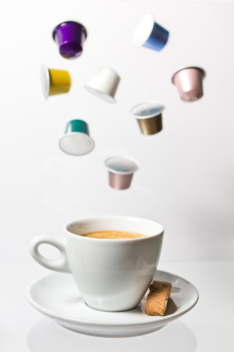 Photograph Nespresso - What else by Sebastian L on 500px
