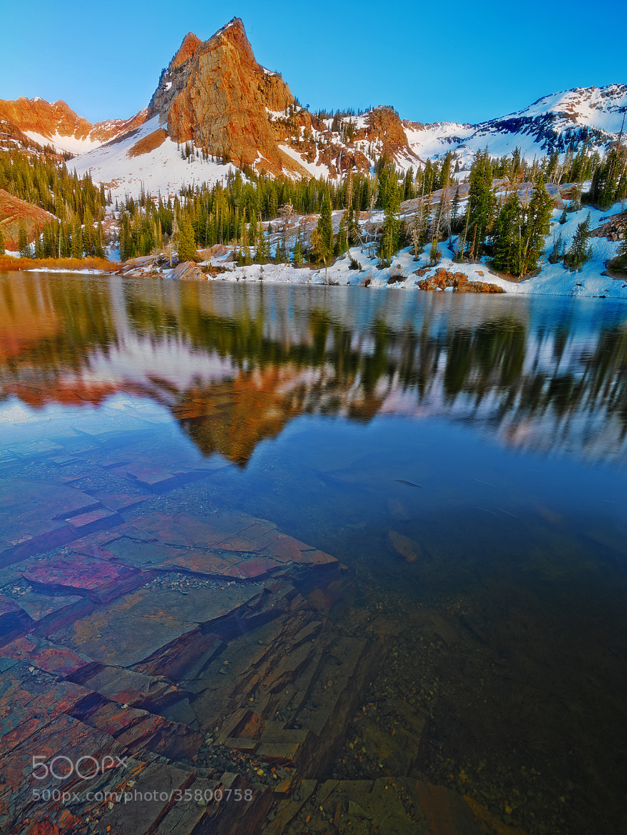 Photograph Lake Blanche by Gabe Farnsworth on 500px