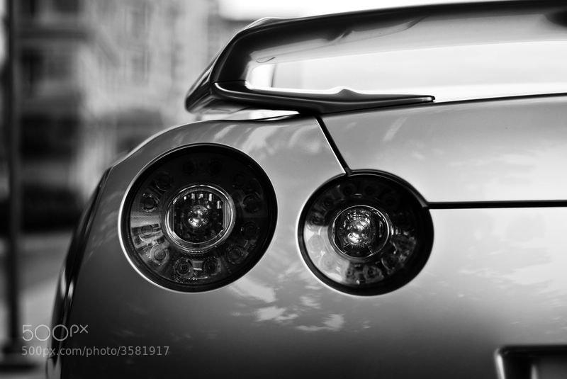 Day 9 - Nissan GTR