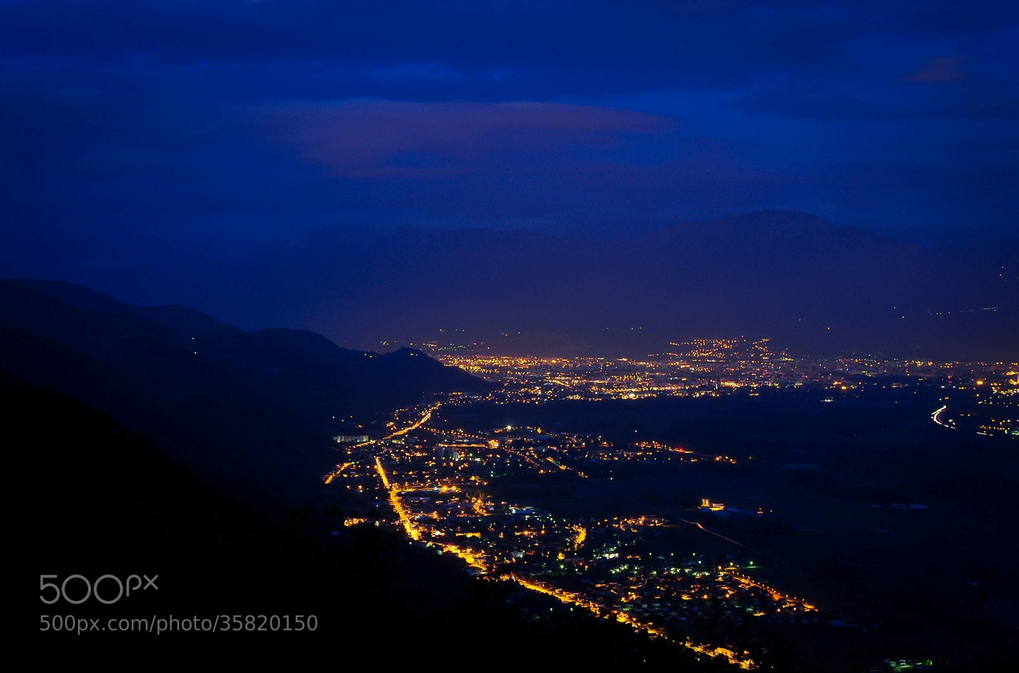 Photograph Grenoble by Nicolas CROS on 500px