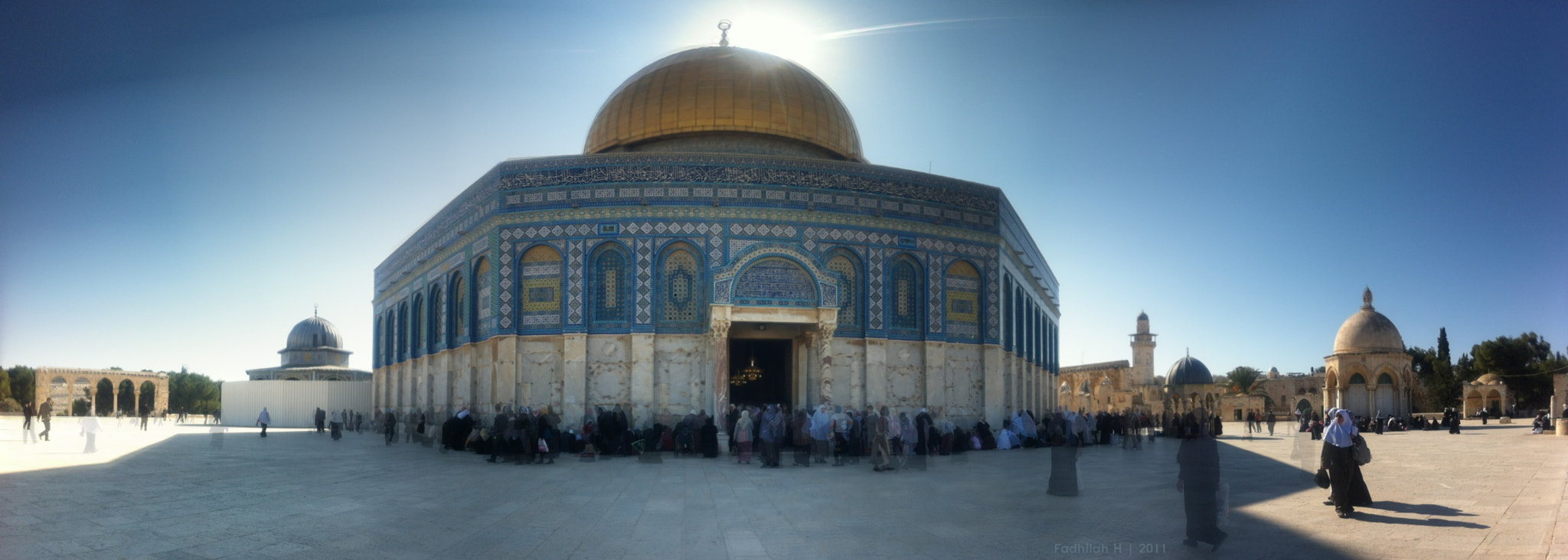 Photograph Dome of Rock by Fadhilah H on 500px