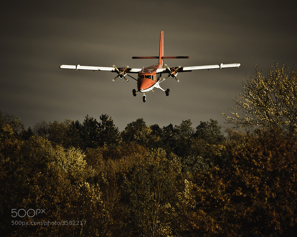 Photograph Twin Otter by Michael Whittaker on 500px