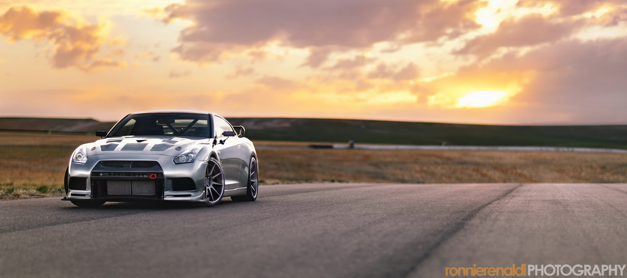 Photograph  Nissan GT-R - Modified Magazine Cover by Ronnie Renaldi on 500px