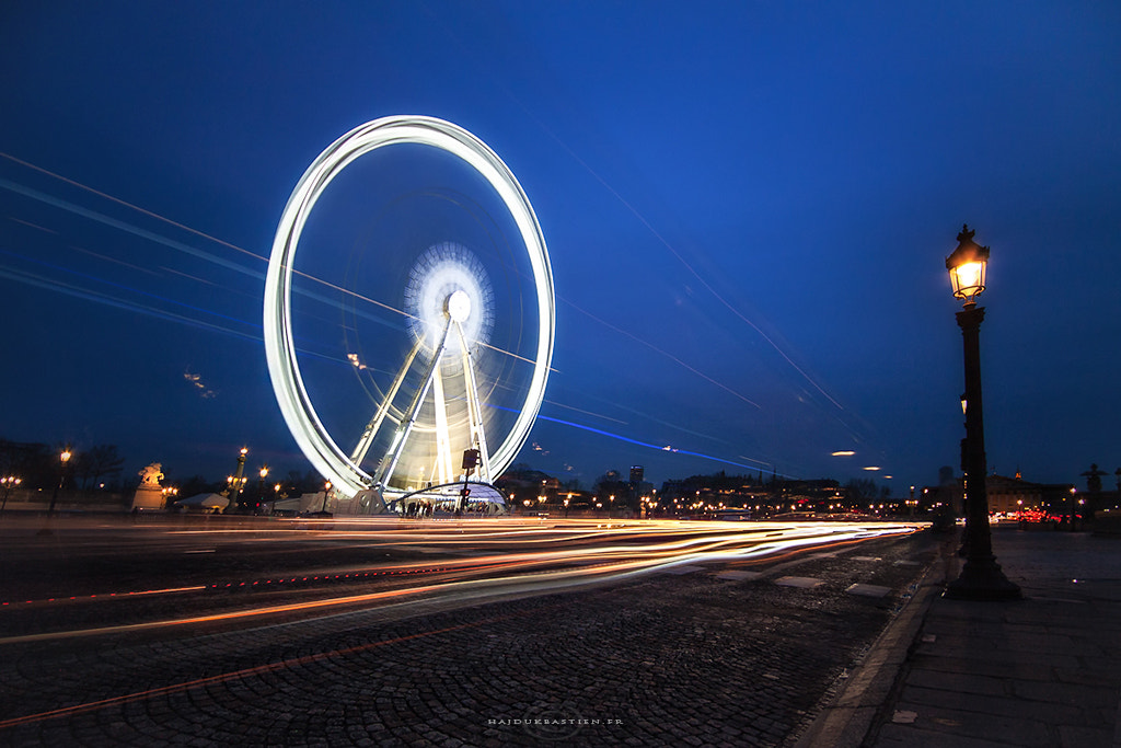 Photograph Concorde by night by Bastien HAJDUK on 500px