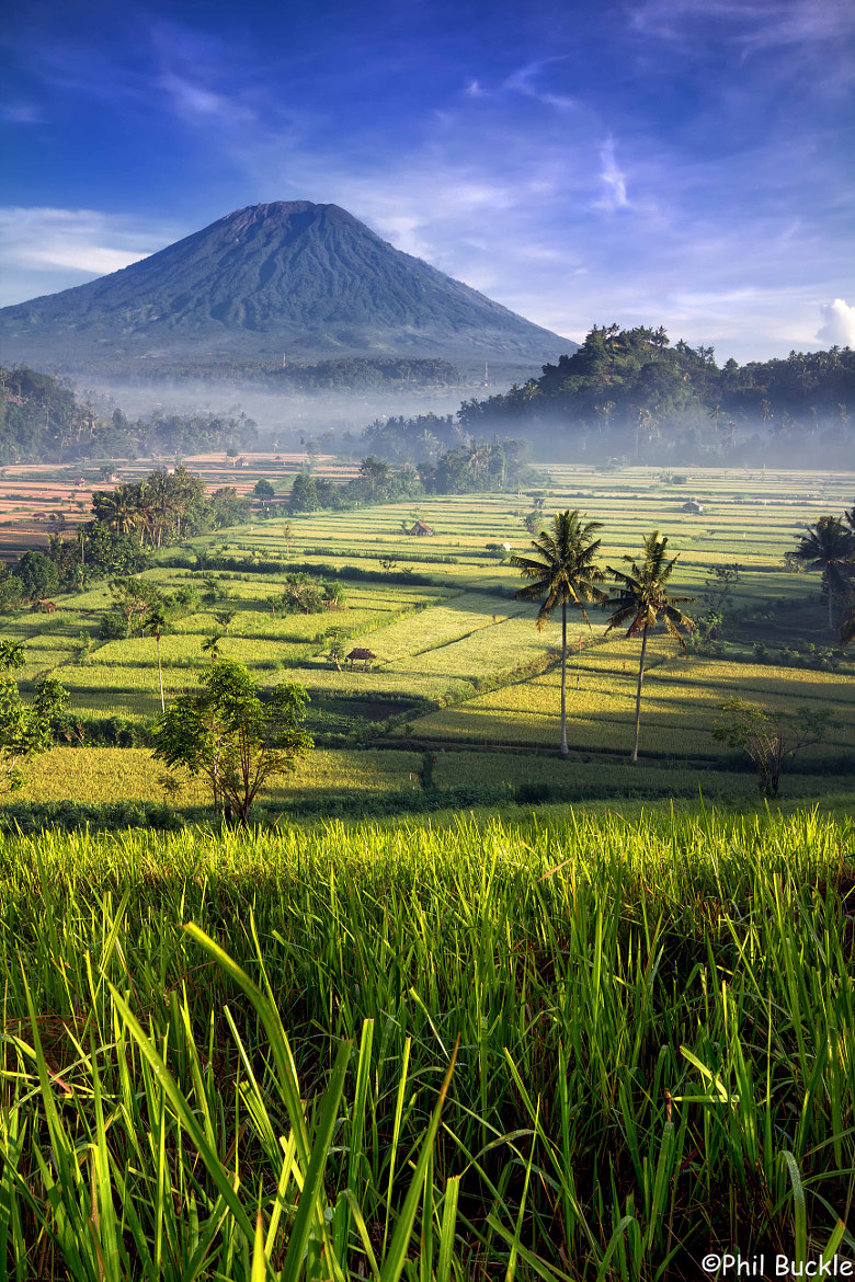Photograph Mount Agung by Phil Buckle on 500px