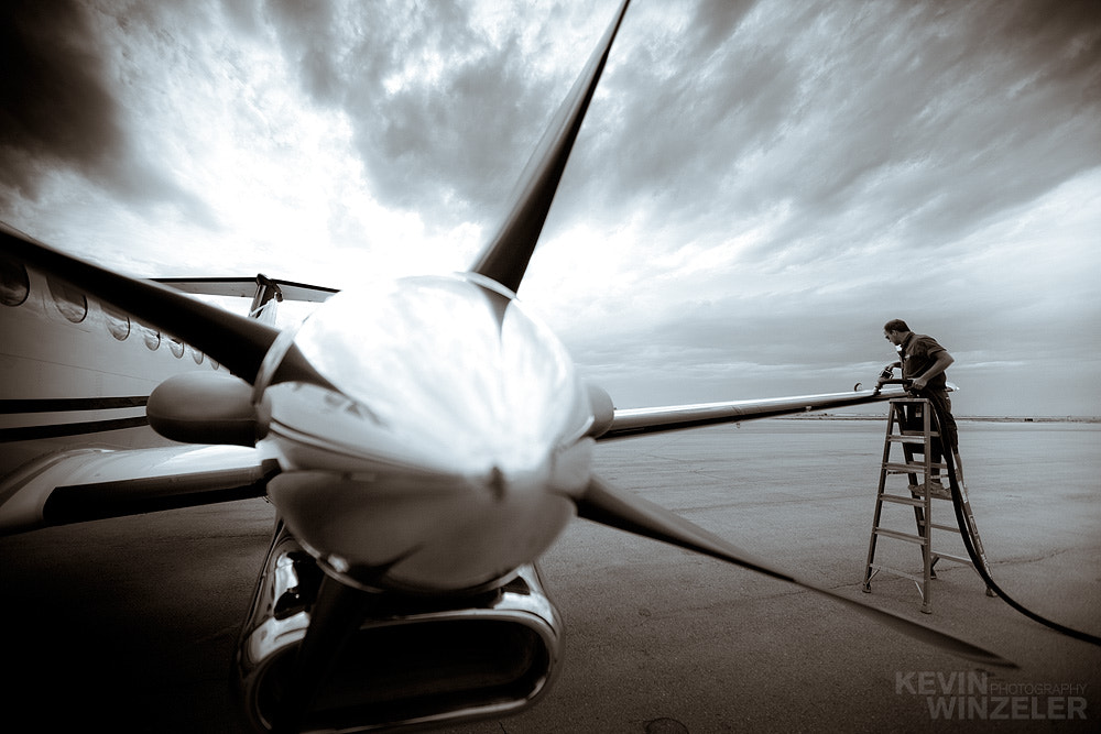 Photograph Refueling by KevinWinzeler.com  ~ sports, lifestyle on 500px