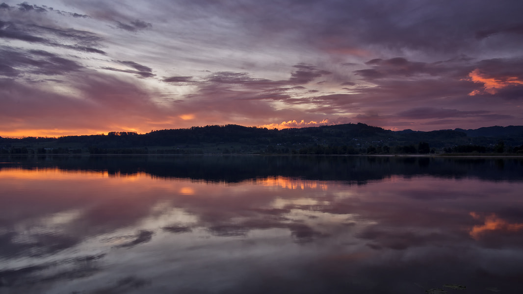 Photograph before sunrise by Sandra Löber on 500px