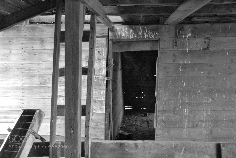 Photograph Nebraska Barn by Kevin Paulson on 500px