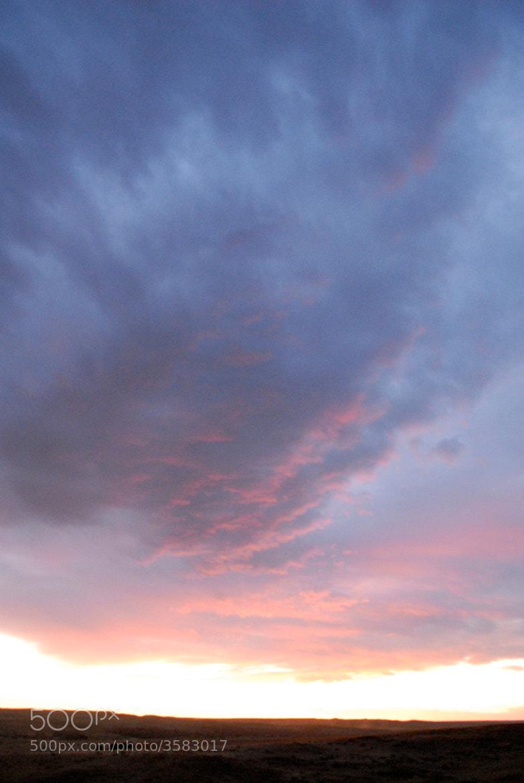 Photograph Nebraska Sunset by Kevin Paulson on 500px