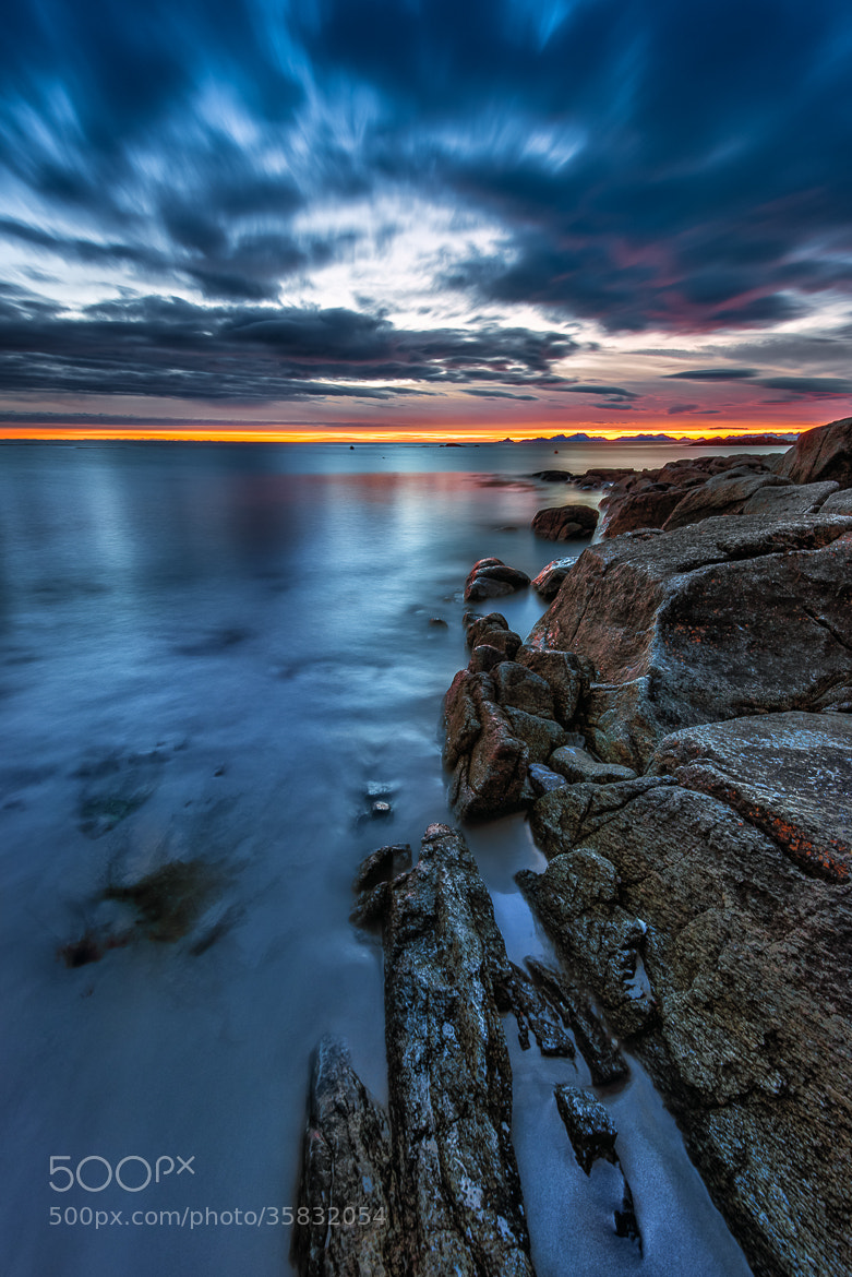 Photograph The Last Glow by Eric Weise on 500px
