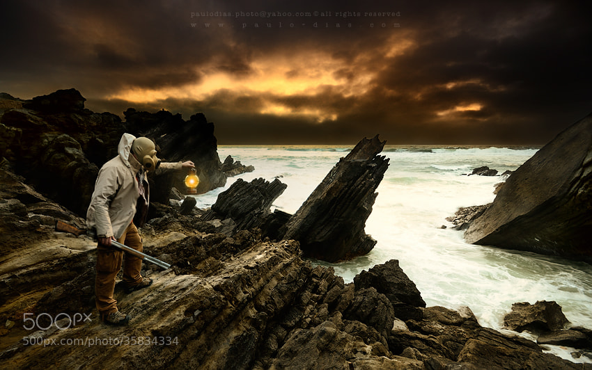 Photograph The OUTLANDER - what is your Quest? by Paulo Dias on 500px