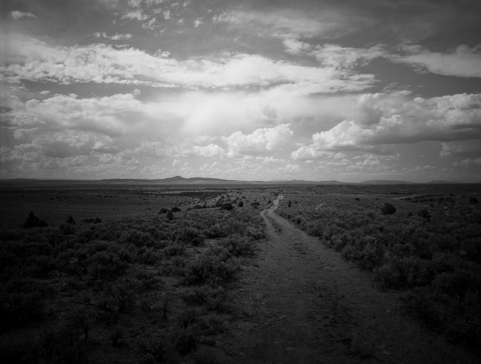 Photograph approaching the rio grande gorge by matt sawyer on 500px