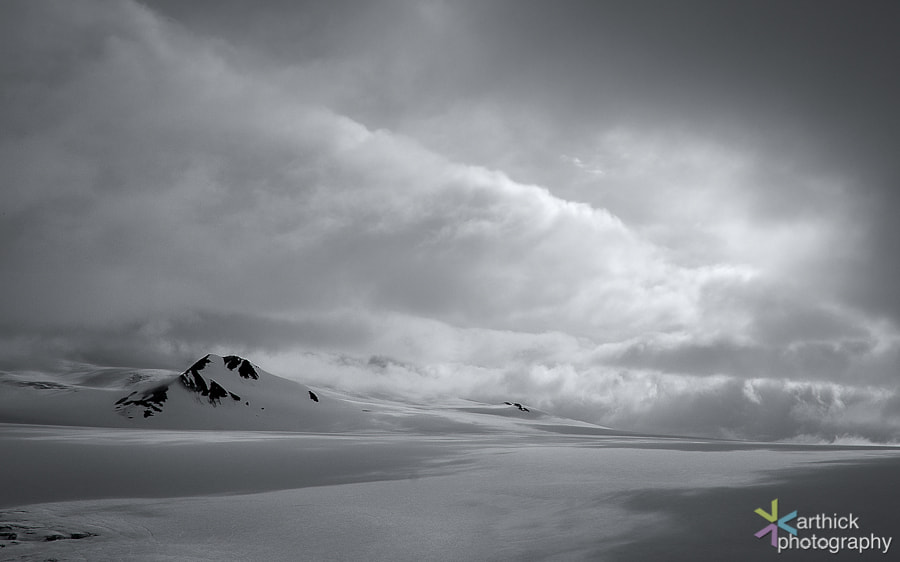 Photograph Mountains and Clouds by Karthick Ramachandran on 500px