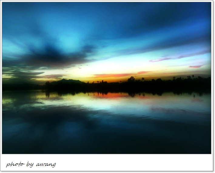 Photograph Evening in Sarawak River. by Awang Kassim on 500px
