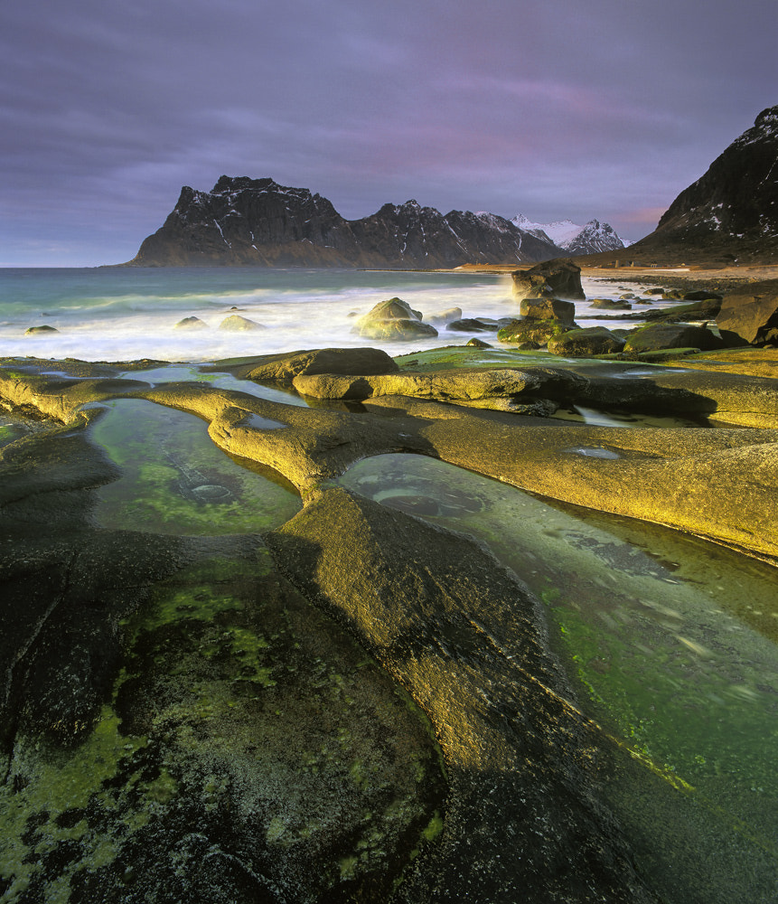 Photograph Uttakliev Gold by Ian Cameron on 500px