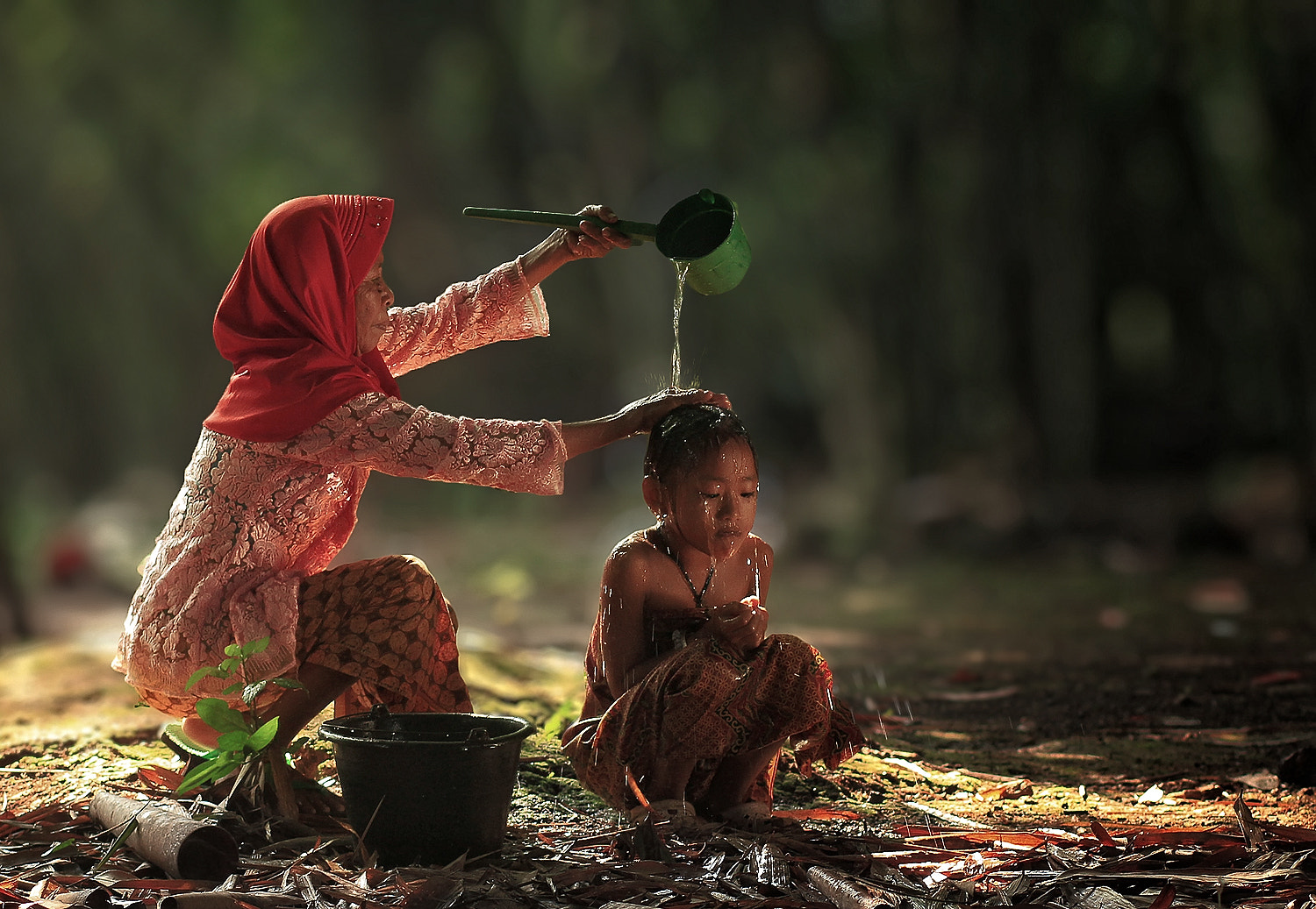 Photograph Morning Showers by Herman Damar on 500px