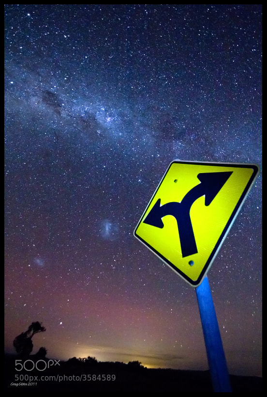 Photograph The Hitchhiker's Guide to the Galaxy by Greg Gibbs on 500px