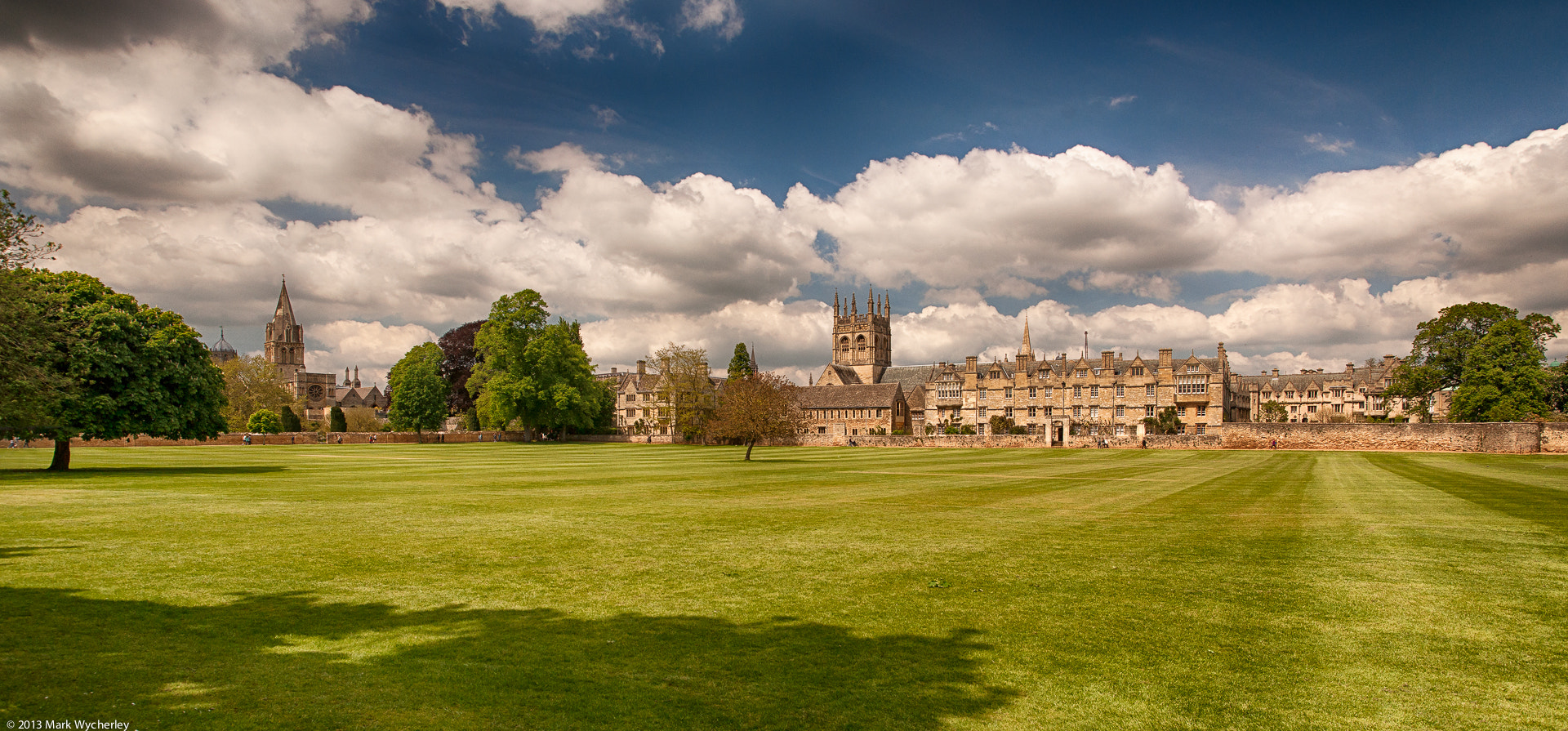 Photograph Oxford by Mark Wycherley on 500px
