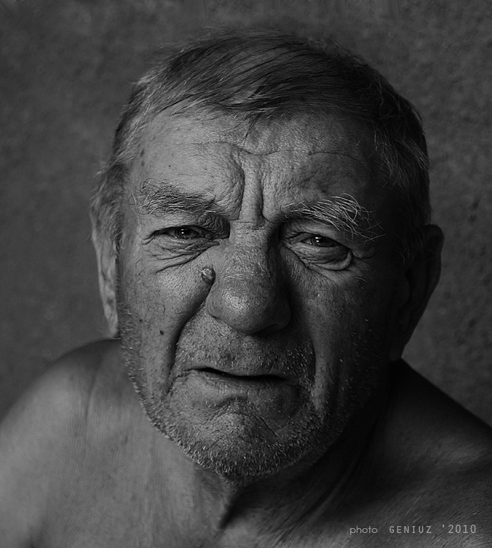 Photograph old man by Alexander Mihailov on 500px