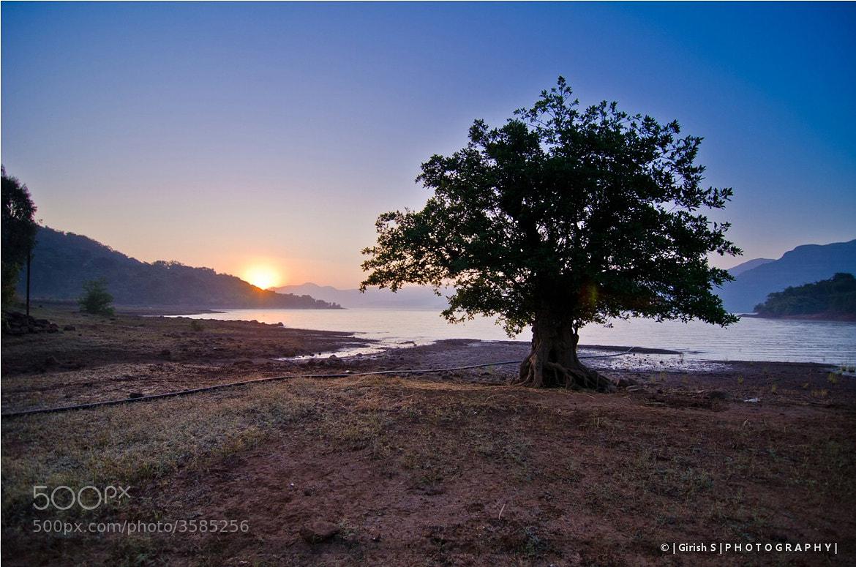 Photograph The Beautiful Sunrise !! by Girish Suryawanshi on 500px