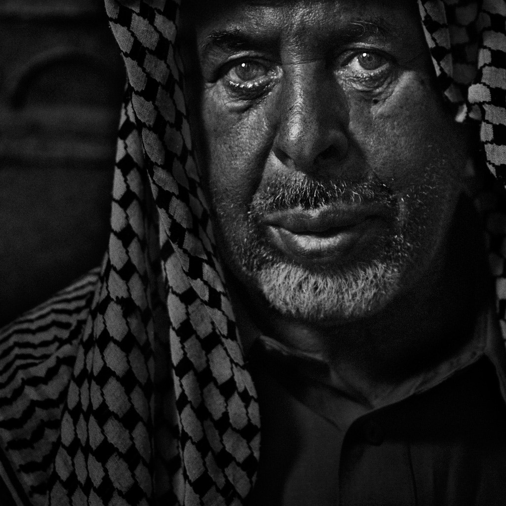 Photograph His eyes by Zuhair Ahmad on 500px