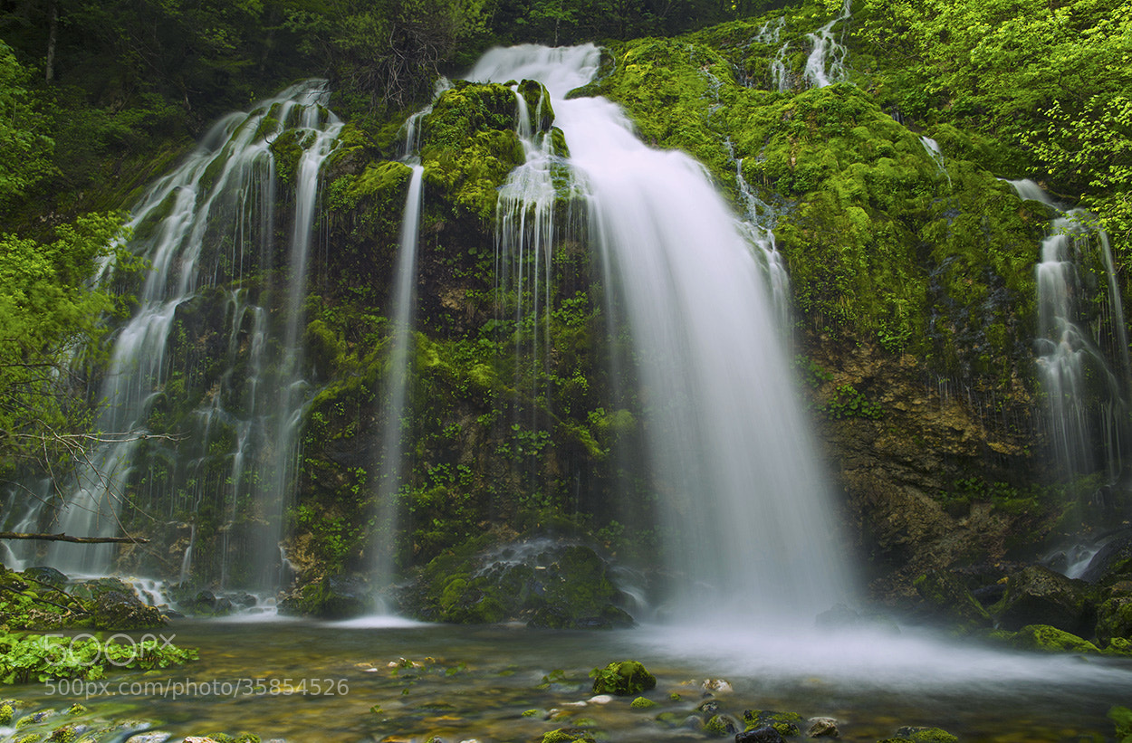 Photograph Waterfal Bohonjska Bistrica by Azman Miro on 500px