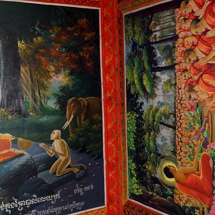 Lolei Murals Corner Piece