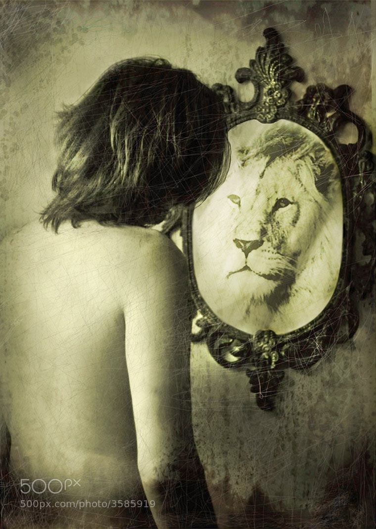 Photograph Travel to the world behind the looking-glass by ira kolominova on 500px