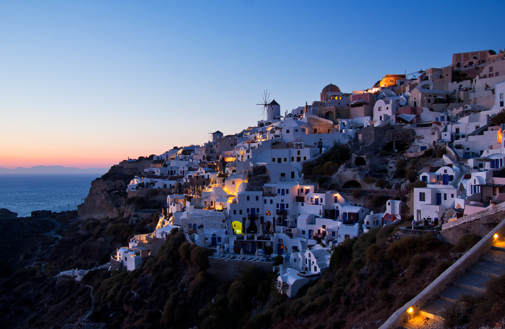 Photograph Classic Oia by Marc G on 500px