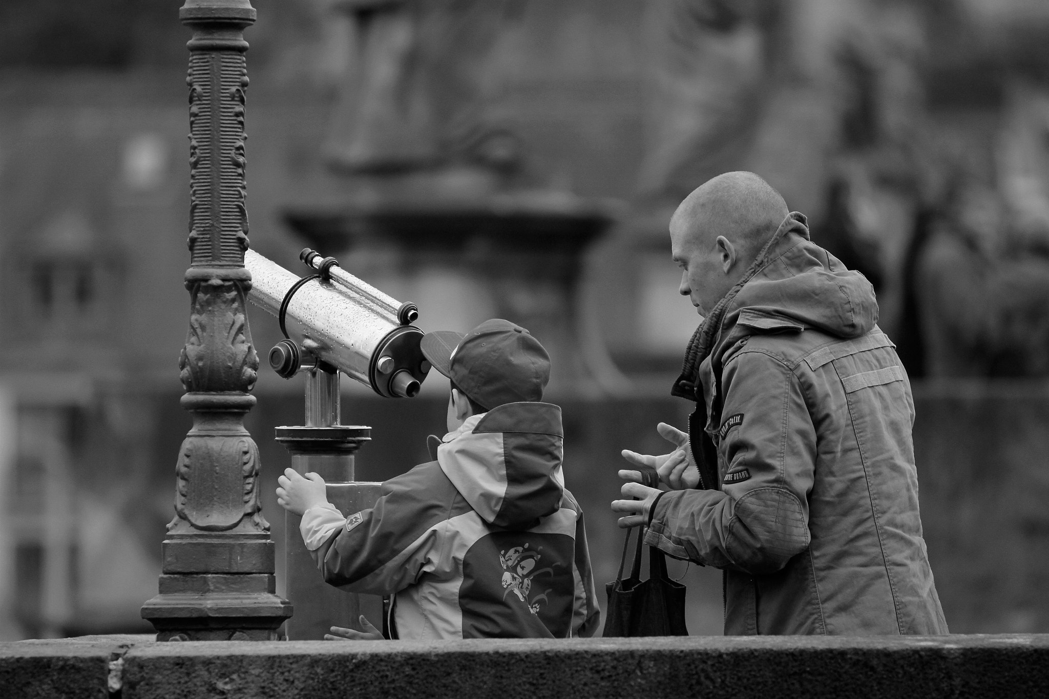 Photograph father & son by Armin Fuchs on 500px