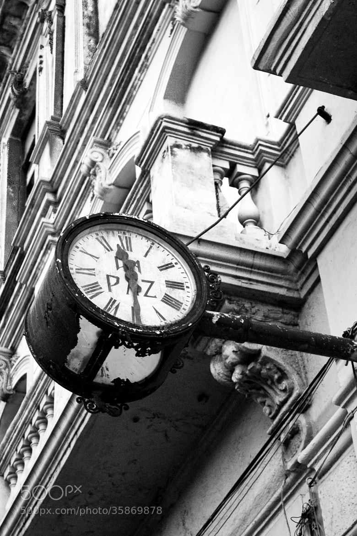 Photograph Aquellos tiempos de paz by Emmanuel  Maza on 500px