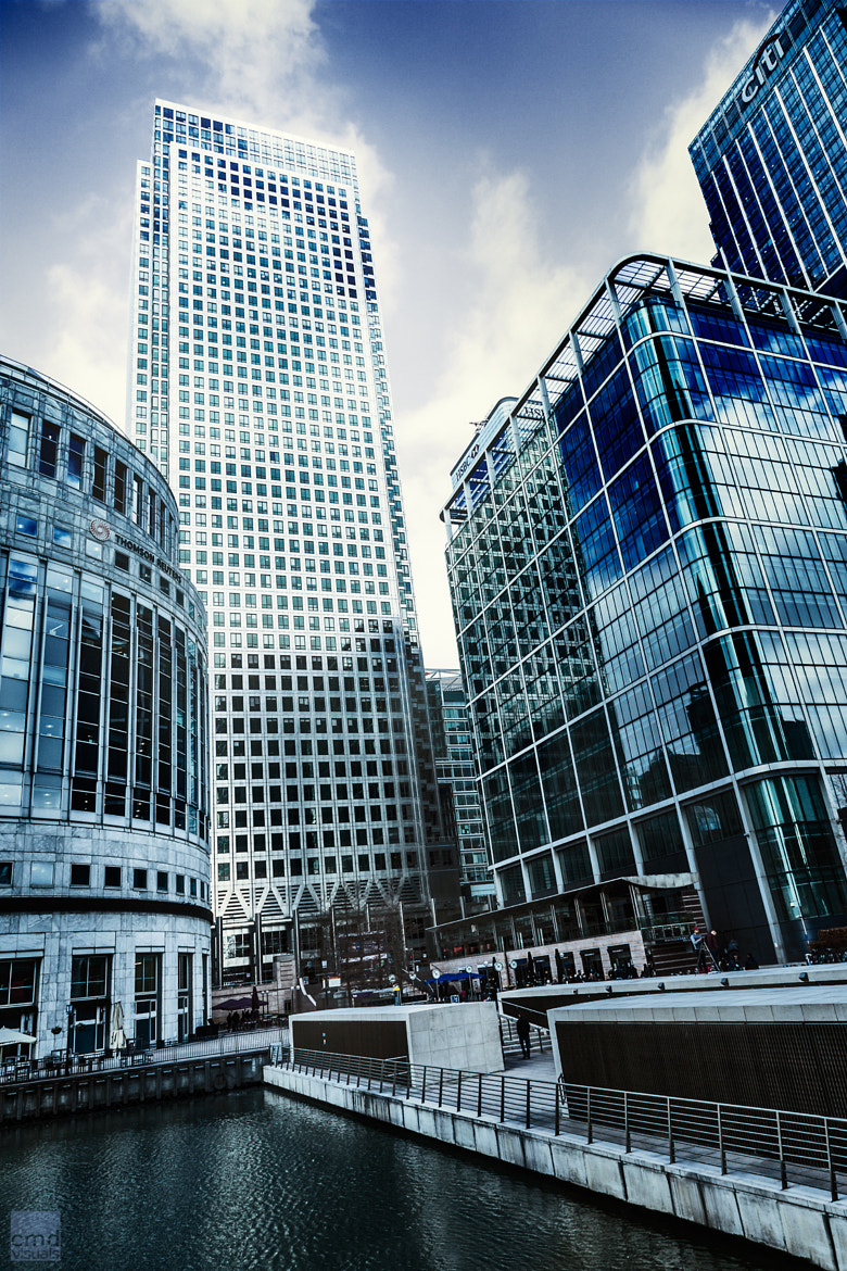 Photograph One Canada Square by CMD Visuals on 500px