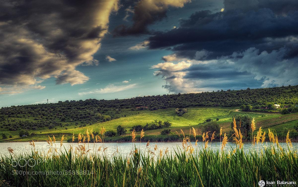 Photograph Sunday sunset by Ioan Balasanu on 500px