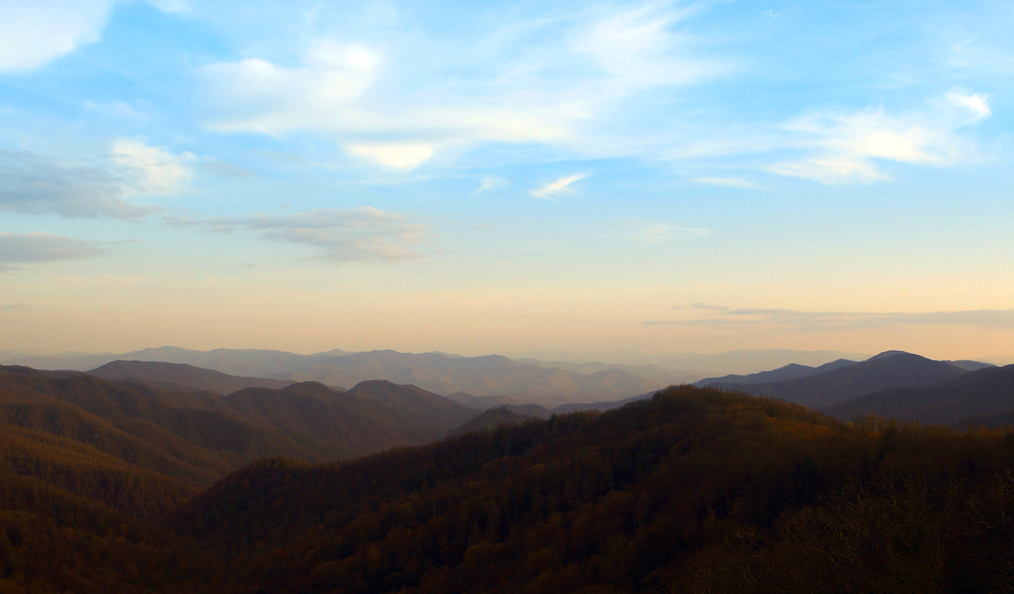 Photograph Great Smoky Mountains by Ron Caswell on 500px