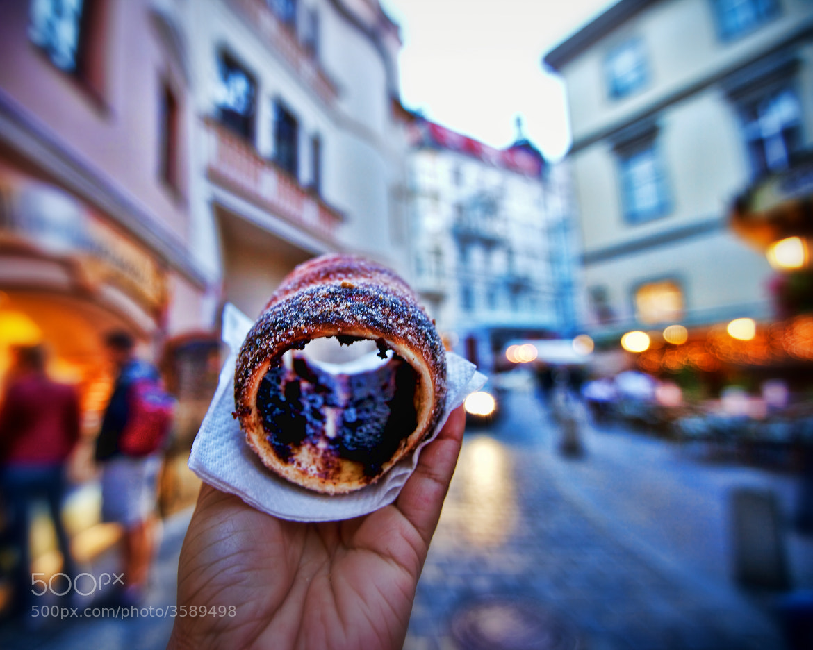 Photograph Trdelnik in Prague by Anurag Yagnik on 500px