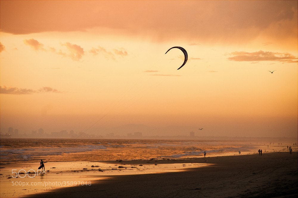Photograph Solar kite-surf by Pierre Nadler on 500px
