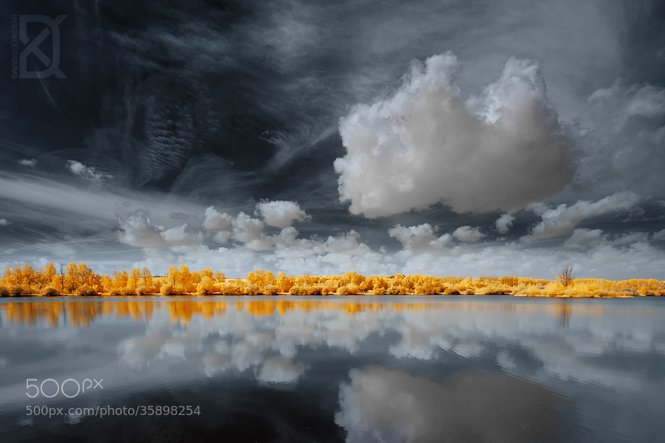 Photograph IR mood by David Keochkerian on 500px