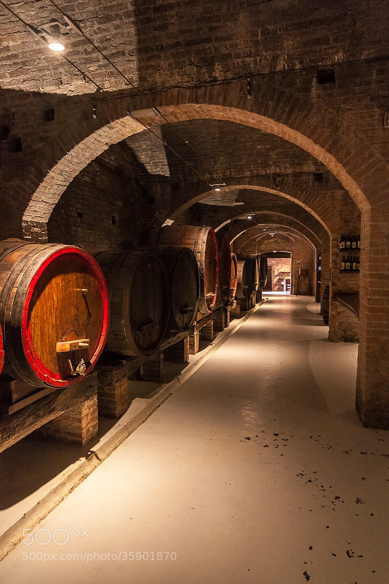 Photograph Tuscany winery by Joan Santaugini on 500px