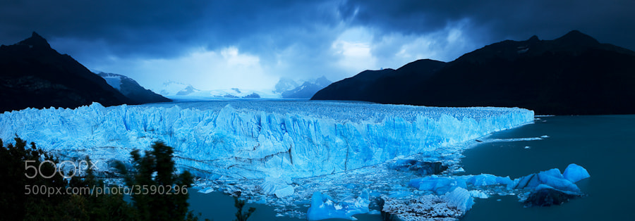 Photograph Glacial Magesty by Steven Russell on 500px