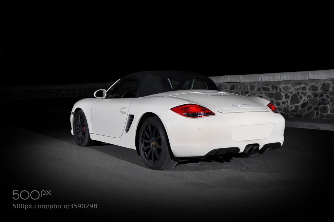 Photograph Porsche Boxster S by Michael Mig on 500px