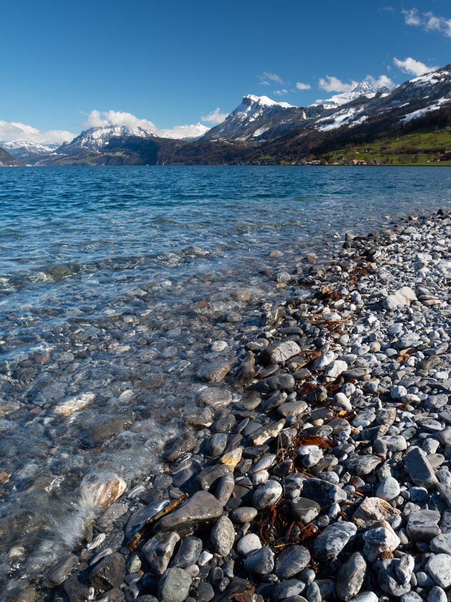 Photograph Lake Shore Pebbles by Matthew Weinel on 500px