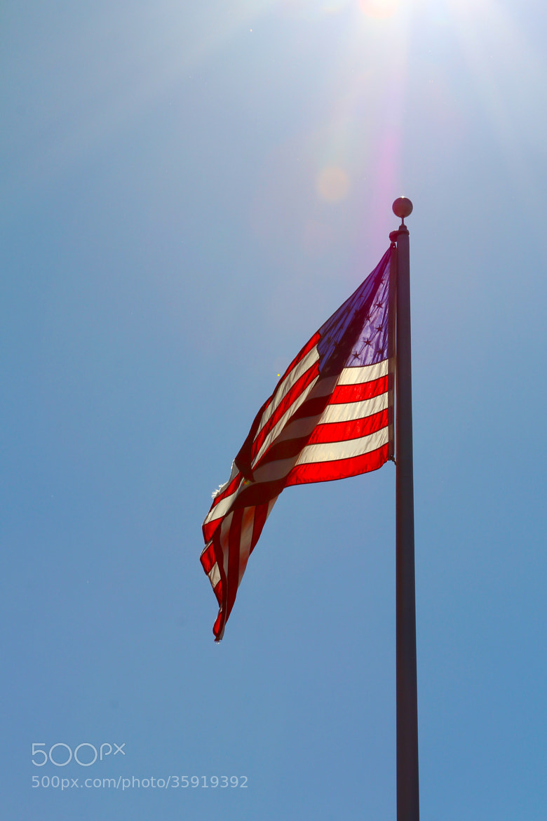 Photograph Patriotism by Andy Operchuck on 500px