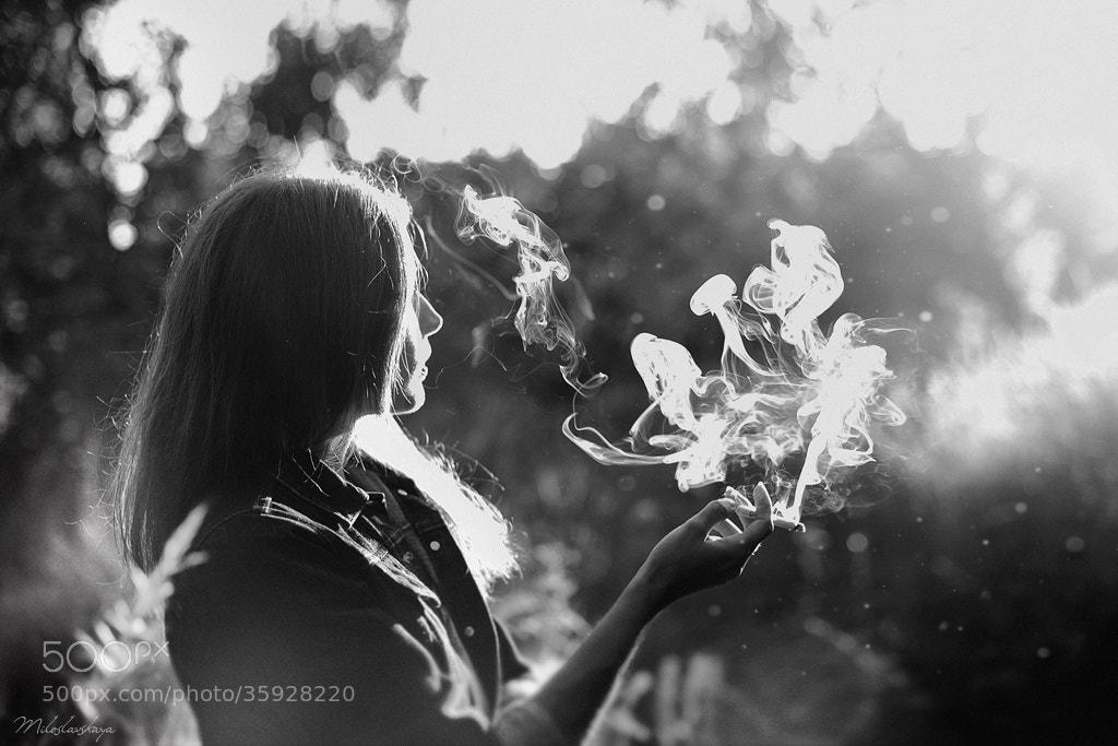 Photograph smoke by Elena Miloslavskaya on 500px