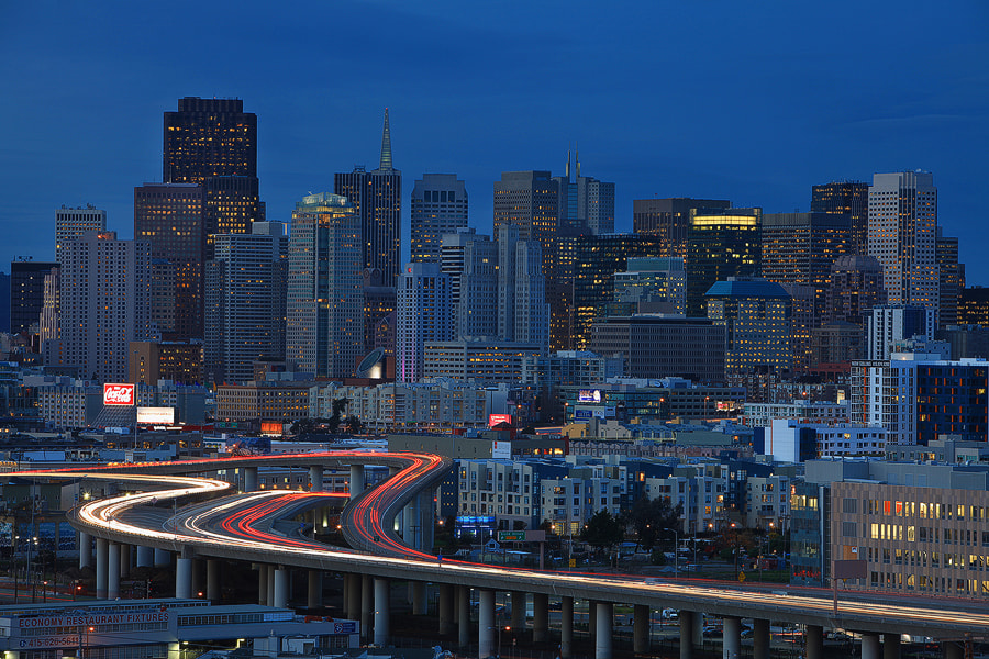 Photograph Skyline by Alan Chan on 500px