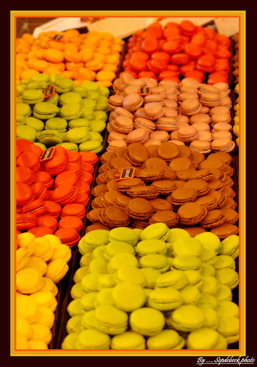 Photograph Macarons ... by Joseph Muller on 500px
